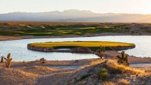 Las Vegas Paiute Golf Resort Courses Are Dye-Namic
