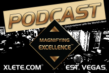 Magnifying Excellence Podcast Launches With Guest Greg Maddux
