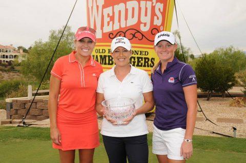 Hometown Hero Natalie Gulbis Helps LPGA Tour Win Wendy's 3-Tour Challenge