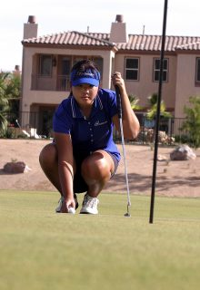 Las Vegas Golfer Inbee Park Goes For 'Grand Slam' at Women's British Open
