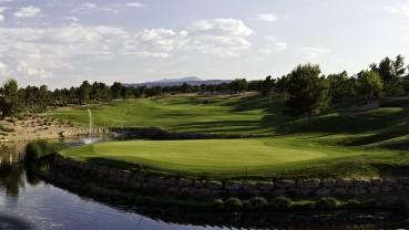 Thanksgiving golf at Golf Summerin