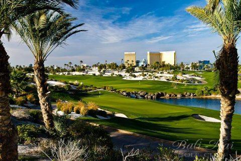 NFL Alumni Super Bowl of Golf Hits Las Vegas' Bali Hai Golf Club