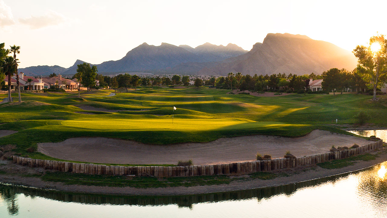 Golf Summerlin Las Vegas Palm Valley