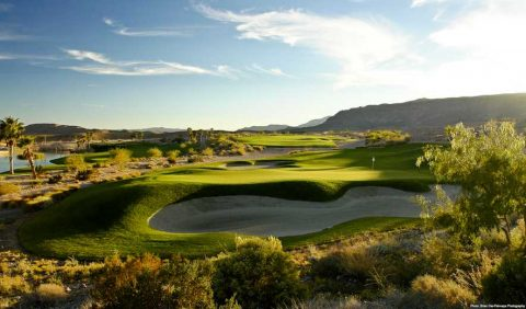 Experience Jack Nicklaus' Best While In Las Vegas