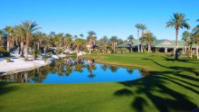 Lowest Vegas Tee Times Rates For Locals Also Benefit Visitors at Royal Links, Bali Hai