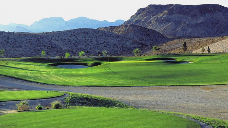 Bear's Best Las Vegas Golf Club Tee Times and Golf Packages