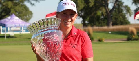 Dynamite Dana from UNLV is Very Close to LPGA Tour Dream