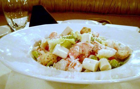 Garbage Salad Is a Delicacy at Piero's Las Vegas