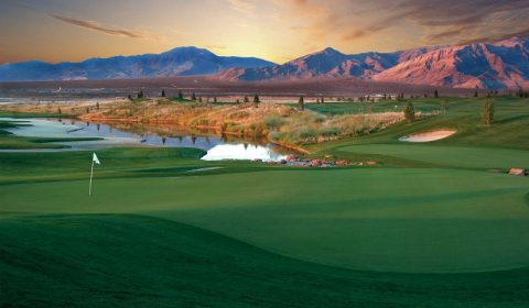 Check Out Golf Package Deals at Pahrump's Mountain Falls