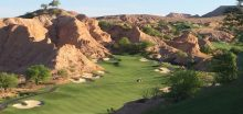 Three Memorable, Gorgeous Opening Vegas Golf Holes