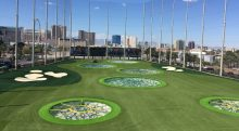 Topgolf Las Vegas Is Largest Like It in the World