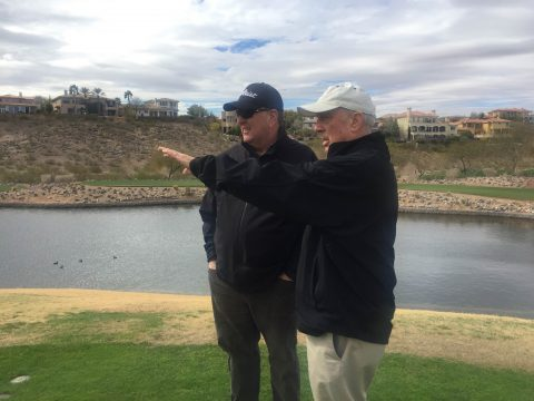 US Open Doctor Rees Jones Renovating Rio Secco Golf Club