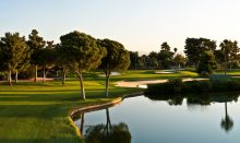 Trees Define Las Vegas National Golf Club Experience
