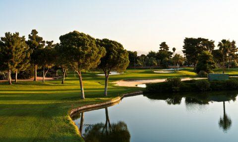 Las Vegas National Golf Club Combines History, Trees, Vibe