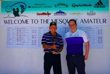 Texas Golfer Wins Mesquite, Nevada, Golf Amateur