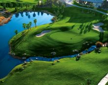 NFL Players Tee It up at Las Vegas Golf Course Rhodes Ranch