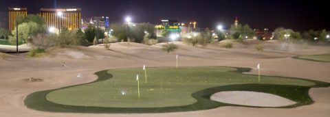 Super Las Vegas Golf Weekend at TaylorMade Golf Experience