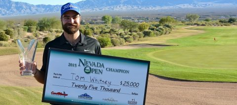Registration Is Open for $125,000 Nevada Open Golf Tournament