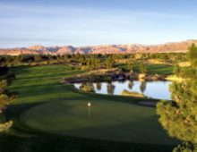Special Las Vegas Golf Packages Start at $59 for Three Vegas Courses