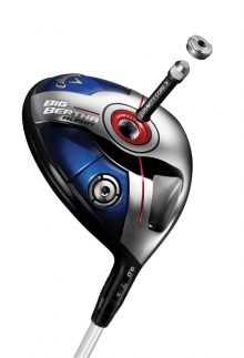 Game-Changing Callaway Golf Big Bertha Alpha Driver Now In Vegas