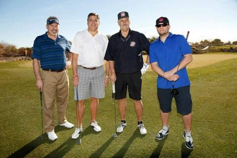PGA TOUR's TPC Las Vegas and Star-Studded Lineup Featured at Canon Charity Event to Benefit Missing Kids