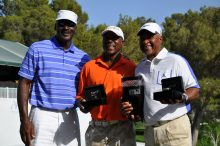Baseball Speedsters Steal Win at Michael Jordan Celebrity Invitational in Las Vegas