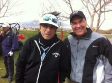 PGA Tour Course TPC Las Vegas Hosts Celebrity Event Anchored By John O' Hurley