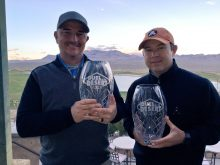 Golf Channel Duel in the Desert Is Just That in Las Vegas
