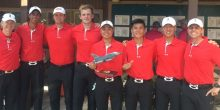 UNLV Men's Golf Flies High with Sweep at Air Force Invitational