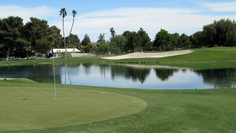 Las Vegas National Golf Club Tee Times and Golf Course Guide