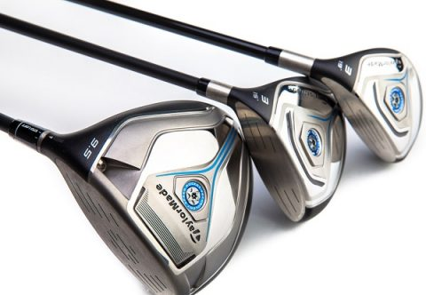 Free TaylorMade Fairway Clubs Highlight Vegas Golf Equipment Sale