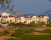 Winter PGA TOUR Las Vegas Golf Packages Available at JW Marriott