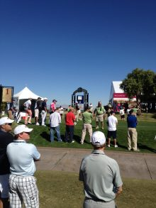 JJ Henry Lights Up TPC Summerlin With Round of 60