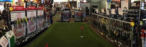 40th Annual Holiday Tent Sale Features Major Golf and Tennis Equipment Deals