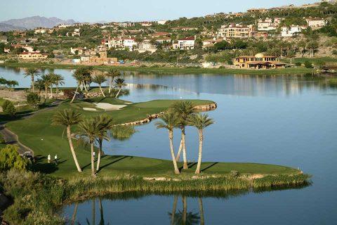 President Obama Golf Vacation Affirms Place of Las Vegas as Top Destination