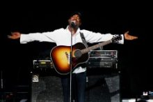 TPC Las Vegas Goes Country With Darius Rucker and Friends