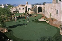 Las Vegas Golf Putting Green Company Partners With Nicklaus