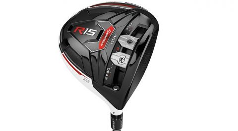 Revolutionary TaylorMade Golf R15 Driver Now Available for Pre-Order in Las Vegas