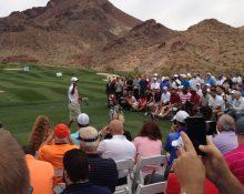 Tiger Woods Talks Sergio Garcia, Masters, Precise Wedges in Las Vegas