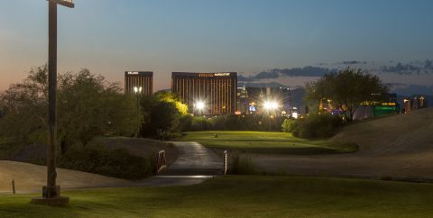 Weekly Night League at TaylorMade Golf Experience Includes Free Golf