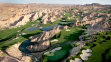Tee Properly at Stunning Wolf Creek Golf Club in Mesquite, Nevada