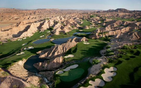 Falcon Ridge, Wolf Creek Offer Rollercoaster Mesquite Golf