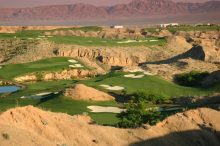 Wolf Creek Golf Club Is One of Wildest Golf Rides Around
