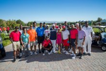 Southern Highlands Golf Club Plays Host To NBA Coach Woodson Las Vegas Invitational
