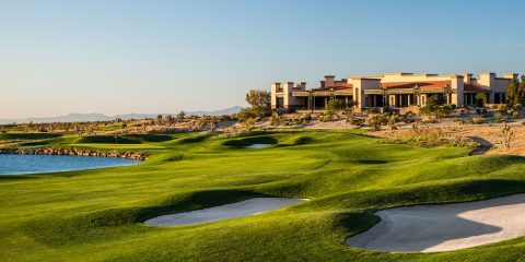 Golf-A-Palooza Deal at Pete Dye's Las Vegas Paiute Golf Resort Offers Replay, Lunch, Fun