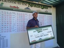 Wolfpack Golfer Kevin Lucas Earns Redemption with Mesquite Nevada Open Win