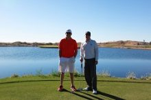 PGA of America Professionals Play 108 Holes at Paiute For Charity