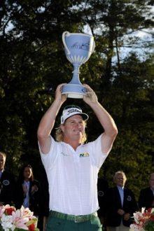 Las Vegas PGA Tour Star Charley Hoffman Hits Million For Charity