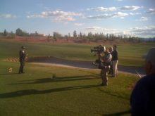 PGA Tour, LPGA Tour Pros Offer Tips Prior to Wendy's 3-Tour Challenge