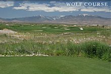 Want to see Pete Dye's dazzling Vegas courses?
